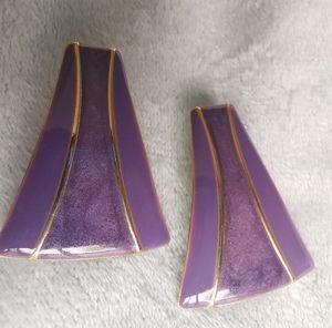 💜VINTAGE Earrings